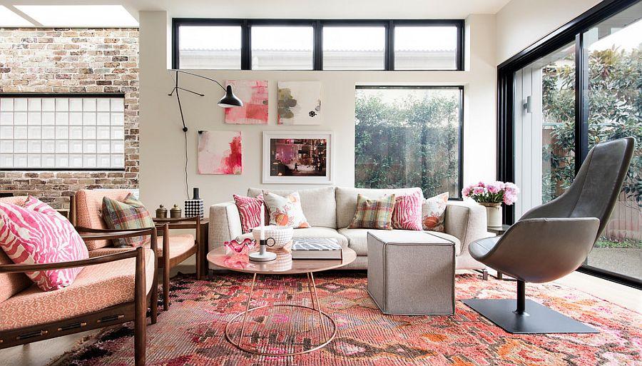 decor roz 1