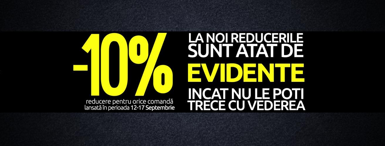 -10% Reduceri evidente  (1)