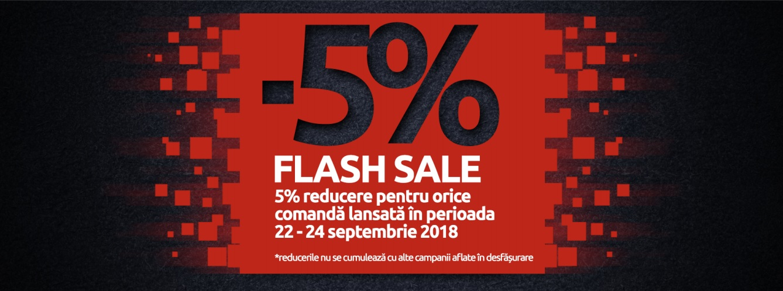 Flash 5%