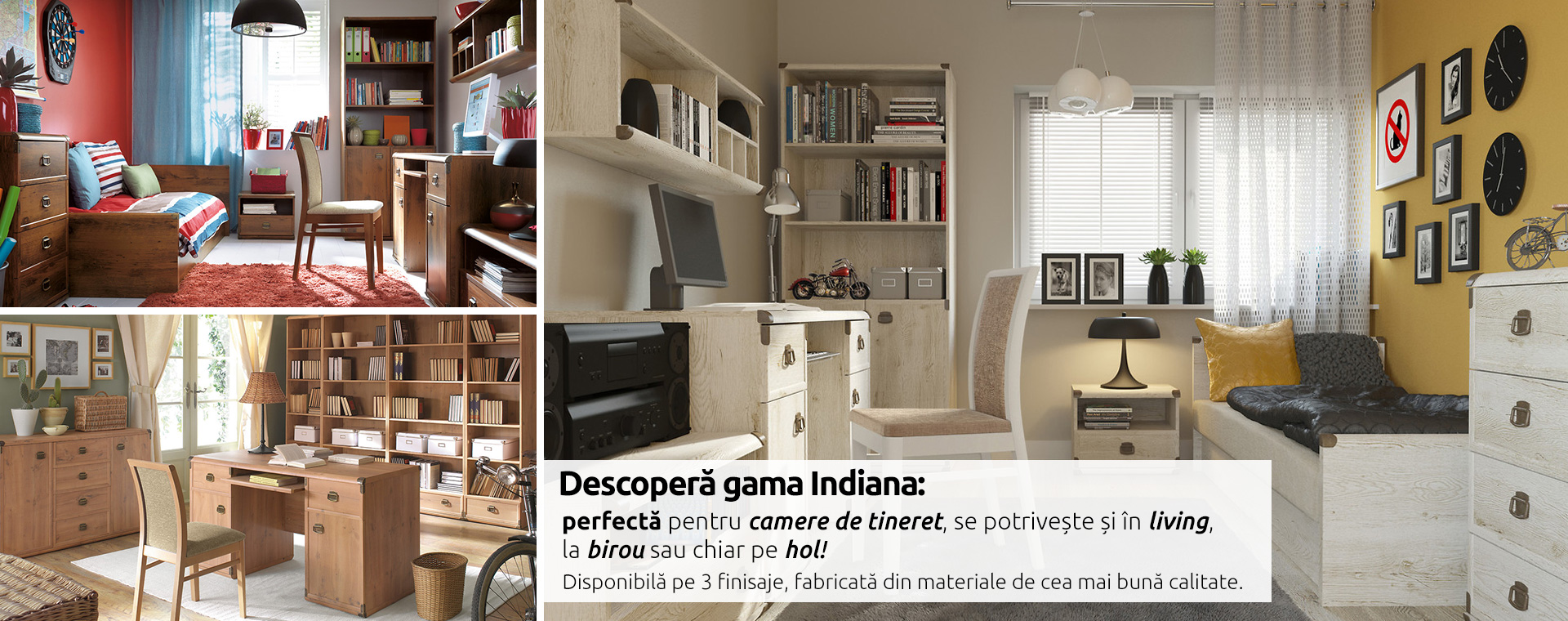 Mobilier Indiana